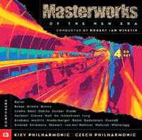 CD Masterworks of the New Era, Vol.13