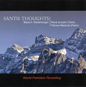 CD Saentis Thoughts, 2011